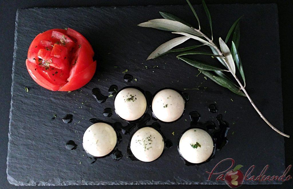Gominolas de aceite de oliva virgen extra con hierbabuena 02 pazladeando