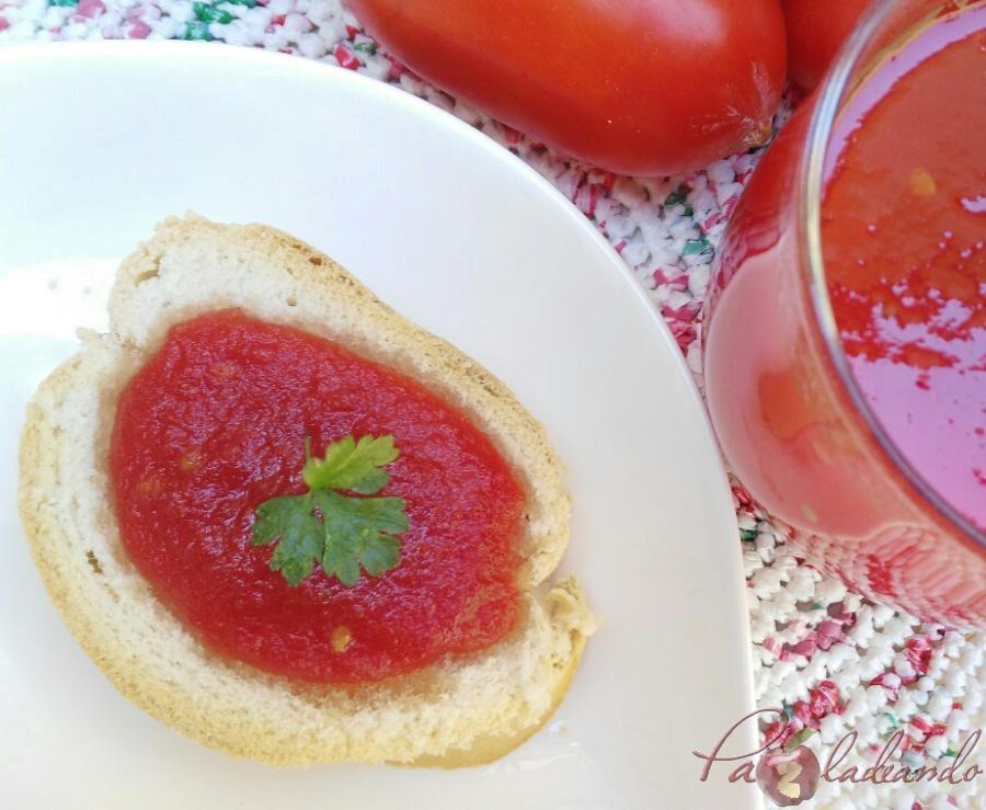 Mermelada de tomate casera 03 pazladeando