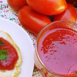 Mermelada de tomate casera 05 pazladeando
