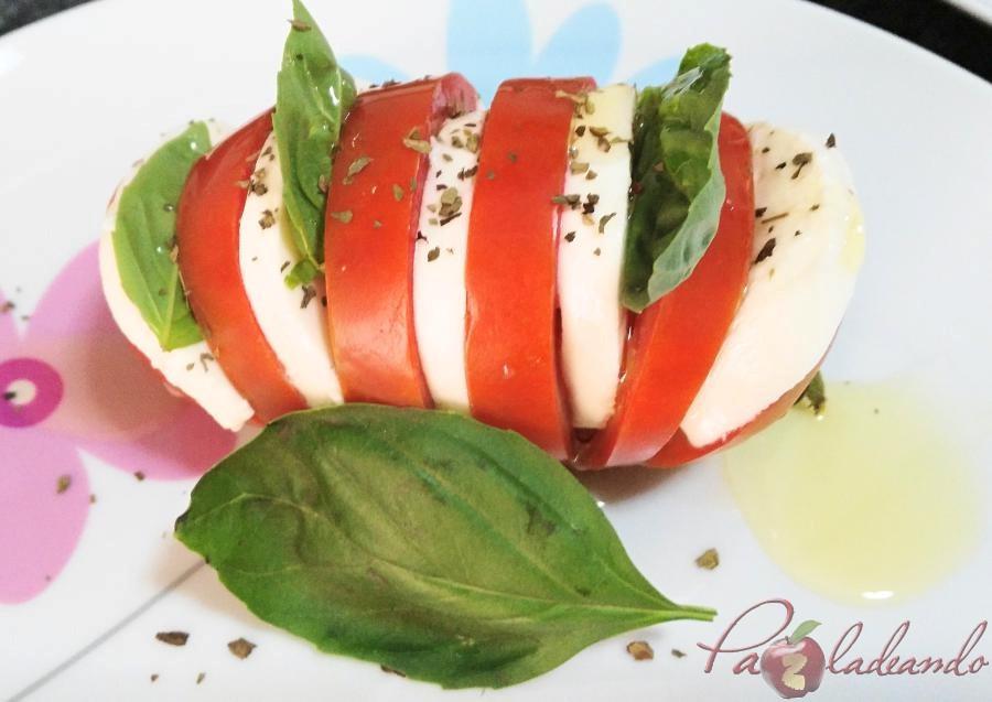 Tomates caprese 01 pazladeando