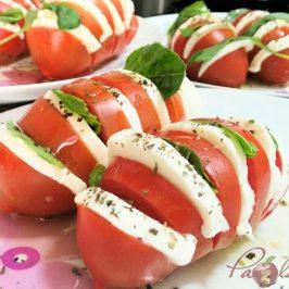 Tomates caprese 02 pazladeando