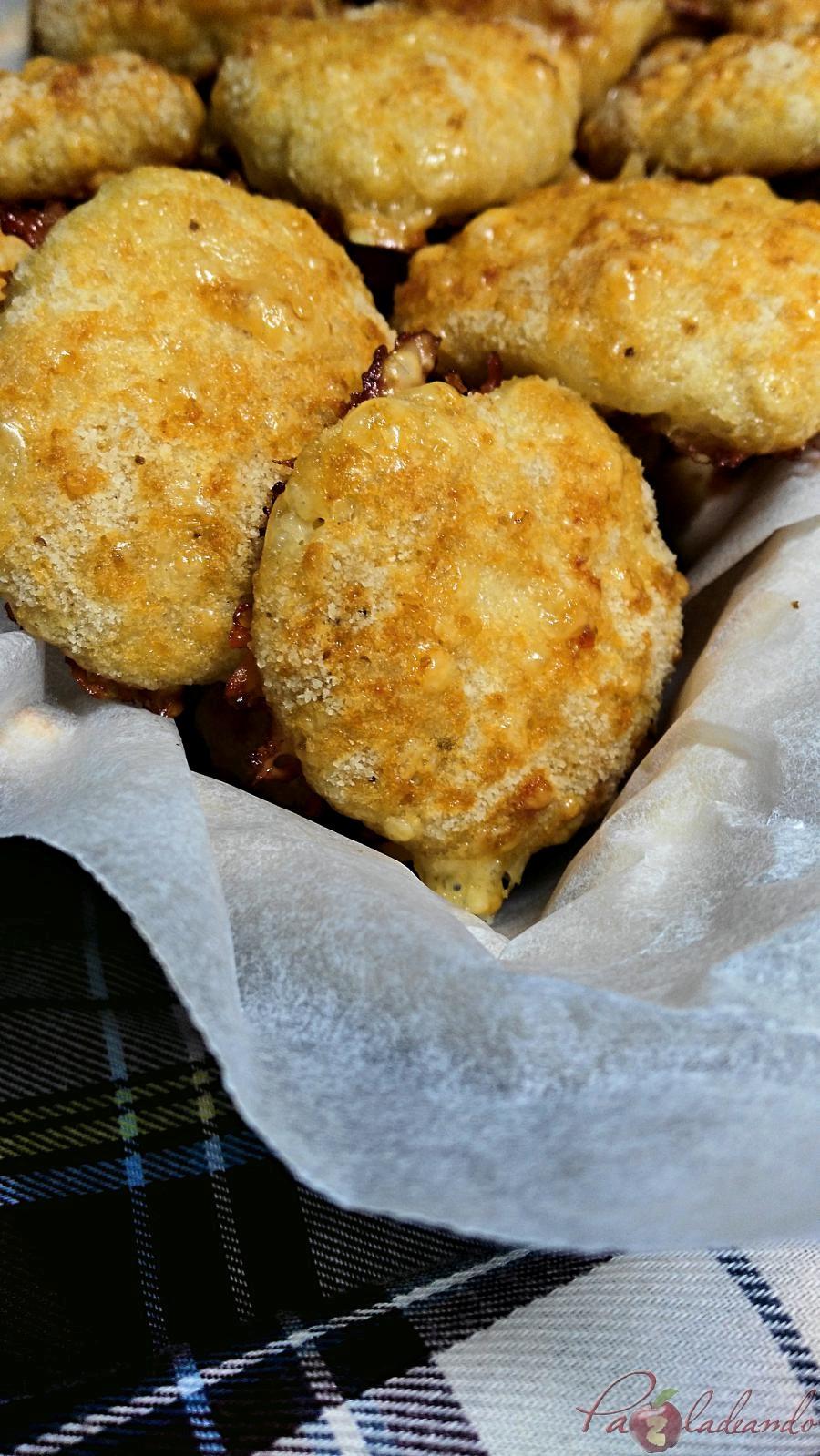 Nuguets de pollo caseros con thermomix 02 pazladeando