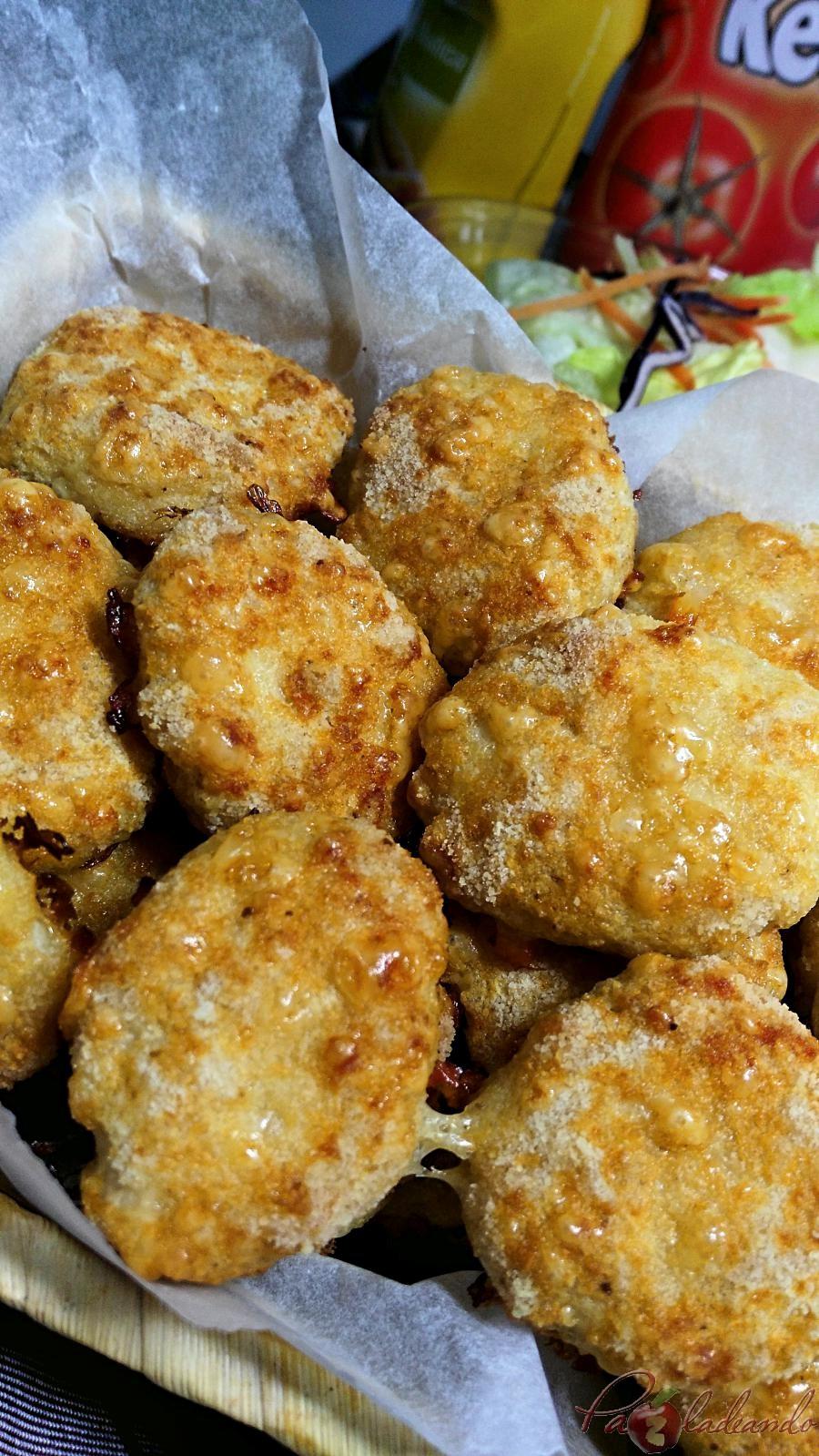 Nuguets de pollo caseros con thermomix 03 pazladeando