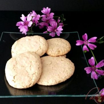 GALLETAS DE MERENGUE JAPONES