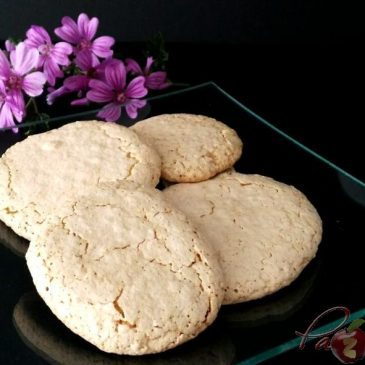 GALLETAS DE MERENGUE JAPONES con Thermomix