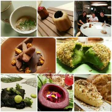 """Restaurante """"El Invernadero"""" (Rodrigo de la calle) – Con Estrella Michelín"""