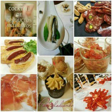 I Cóctel gastronómico de productos Delicatessen de la Comunidad Autónoma de Aragón.