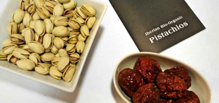 pistachos ecológicos ibéricos