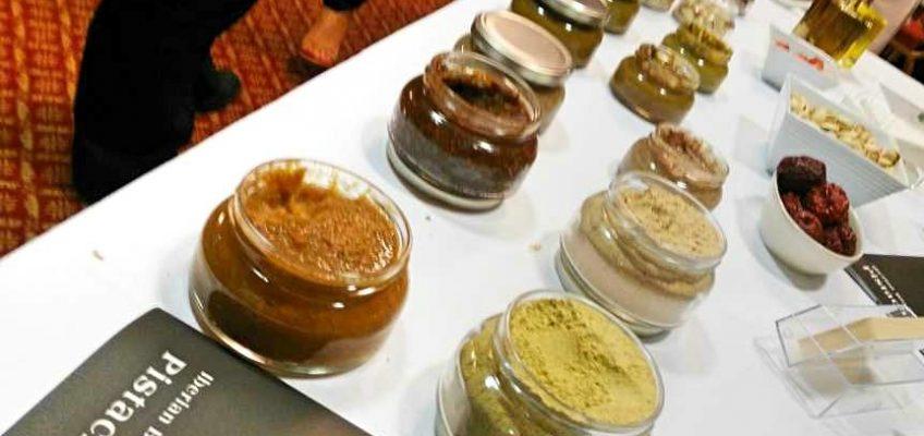 productos sorprendentes de pistachos ecológicos ibéricos