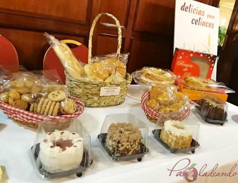 dulces sin gluten delcel