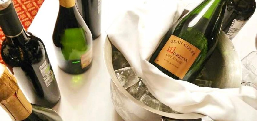 brut nature ecológico elaborado con Chardonnay de bodegas mureda