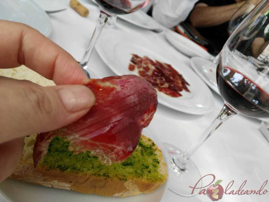 Restaurante Torreblanca Pazladeando