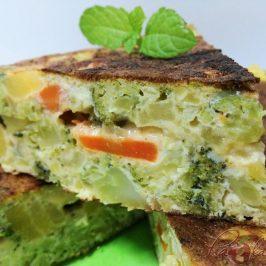 tortilla de patata y brócoli pazladeando (3)
