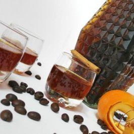 LICOR DE CAFÉ CASERO FÁCIL