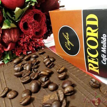 TURRÓN DE LICOR DE CAFÉ CON CHOCOLATE NEGRO con Thermomix