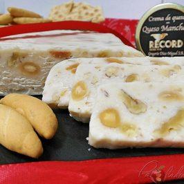 Turrón de queso manchego 1