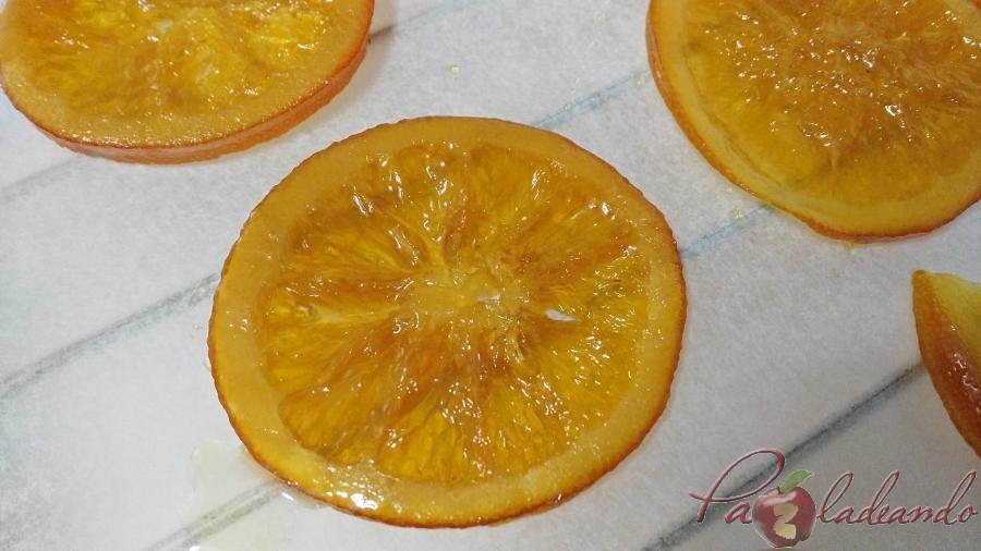 Naranjas confitadas 1