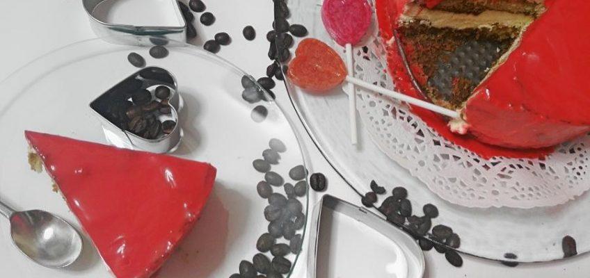 TARTA HELADA DE TIRAMISÚ CON GANACHE DE CHOCOLATE CALIENTE (4)