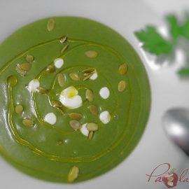 Crema de espinacas pazladeando (9)