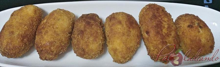 croquetas de salmón y maiz pazladeando 3