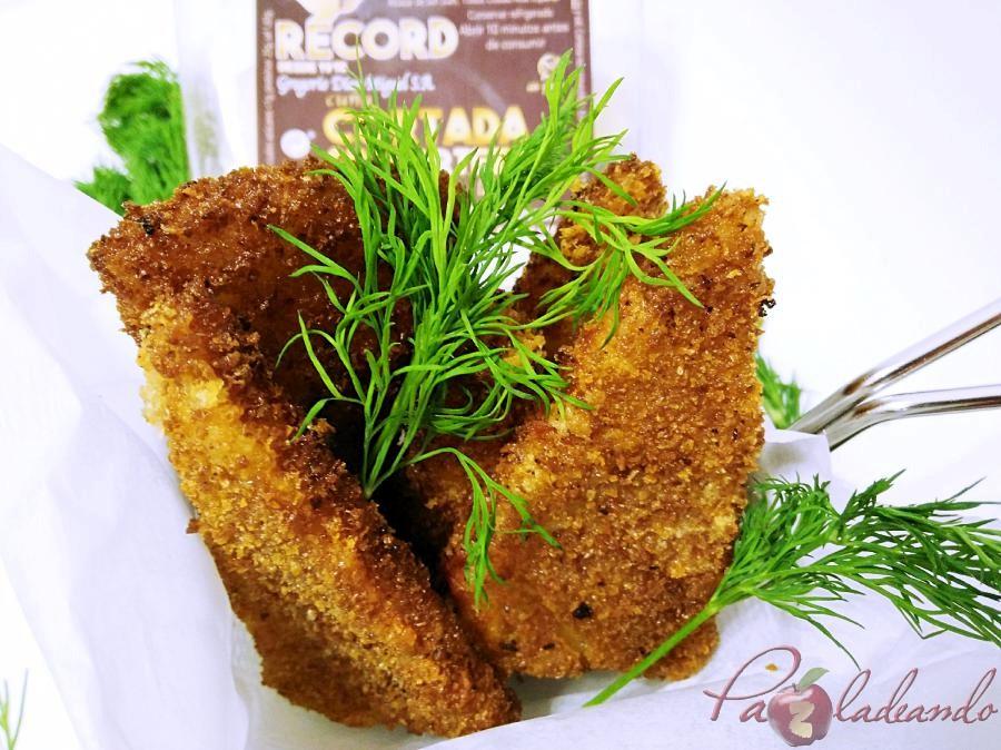 Triángulos de queso curado frito Pazladeando (6)