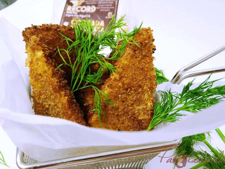 Triángulos de queso curado frito Pazladeando (7)
