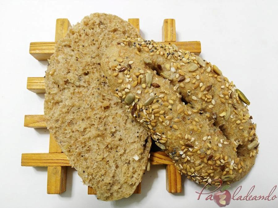 Panecillos de espelta integral con semillas PaZladendo (1)