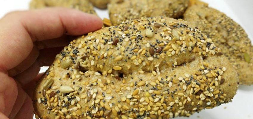 Panecillos de espelta integral con semillas PaZladendo (5)