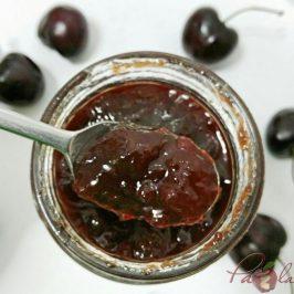 mermelada de cereza PaZladeando
