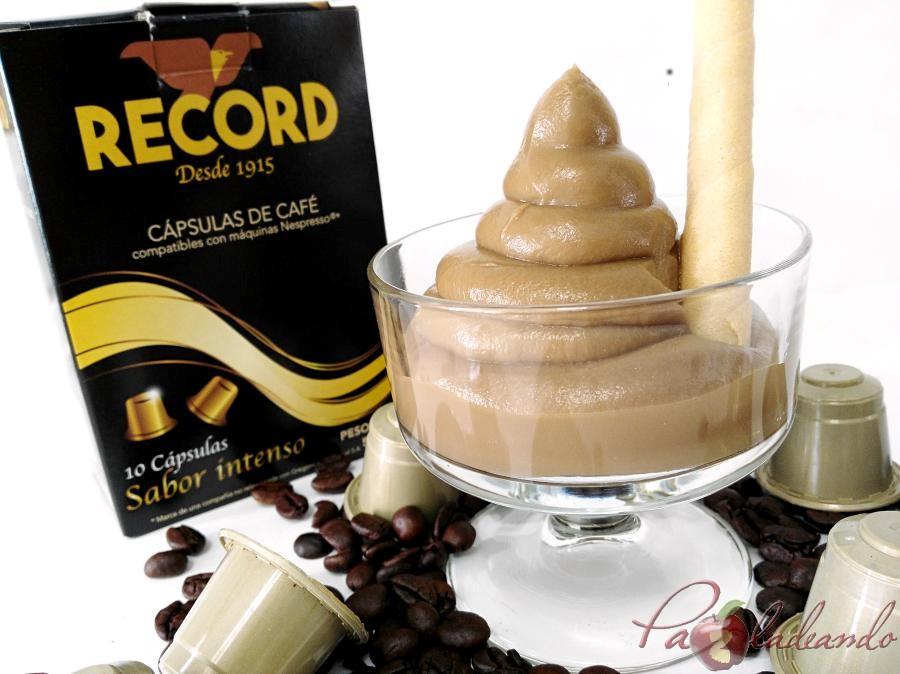 Crema pastelera de café PaZladeando (4)