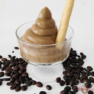 CREMA PASTELERA DE CAFÉ