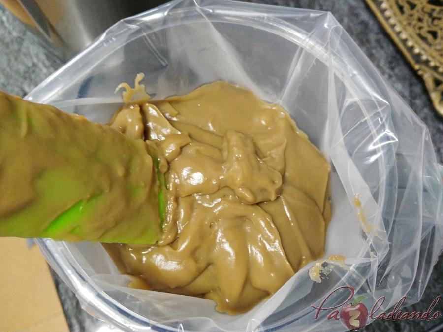 Crema pastelera de café paso (3)
