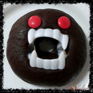 DONUTS para Halloween