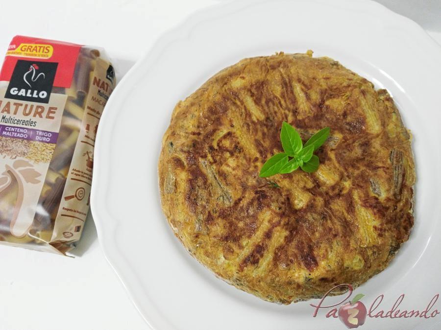 Tortilla de pasta multicereales PaZladeando (1)