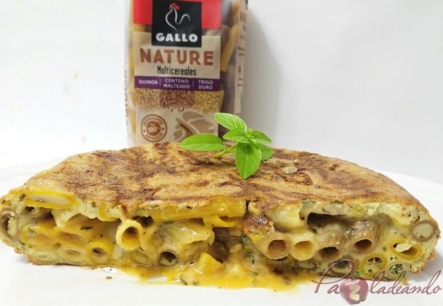 Tortilla de pasta multicereales PaZladeando (10)