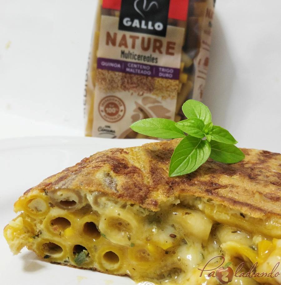 Tortilla de pasta multicereales PaZladeando (5)