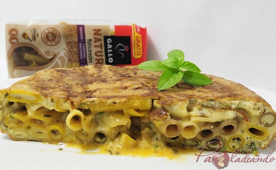 Tortilla de pasta multicereales PaZladeando (7)