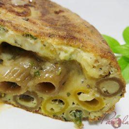 Tortilla de pasta multicereales PaZladeando (8)