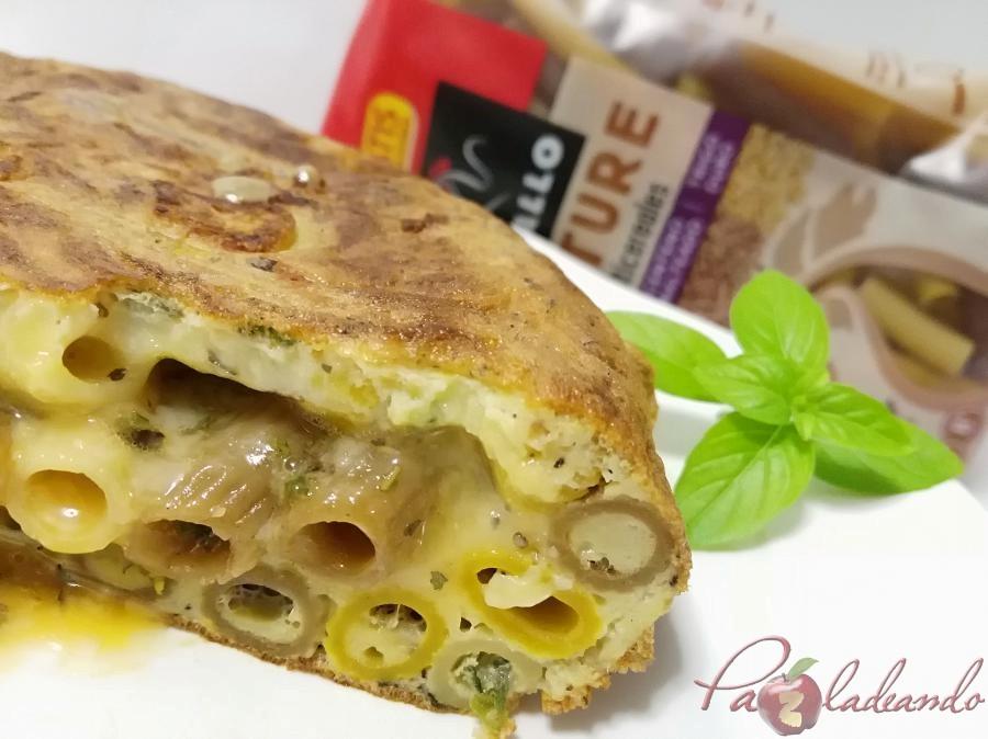 Tortilla de pasta multicereales PaZladeando (9)
