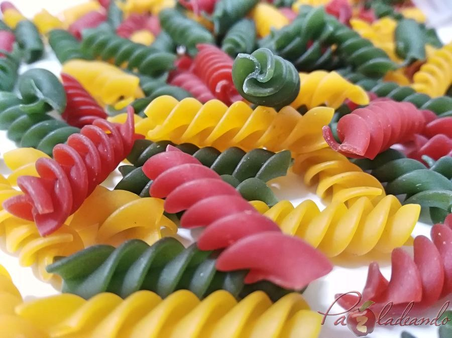 pasta multi vegetales con fruta Gallo Nature (5)