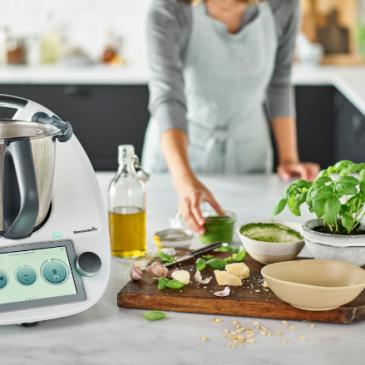 DESCUBRE LA NUEVA THERMOMIX TM6: WiFi integrado y más modos de cocina