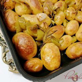 Patatas al romero Paso