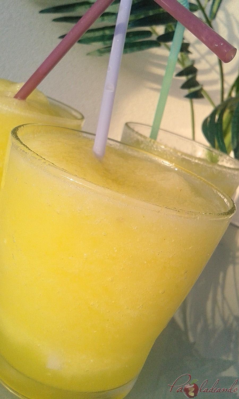 Sorbete de limón Facilísimo con Thermomix