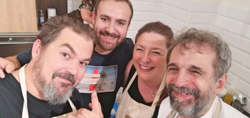 Entreharinas - Daniel Jordá & Pastas gallo