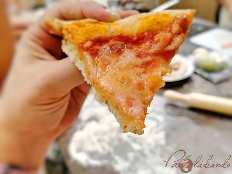 Entreharinas - Daniel Jordá & Pastas gallo pizza