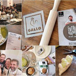 Taller Entreharinas - Daniel Jordá & Pastas gallo