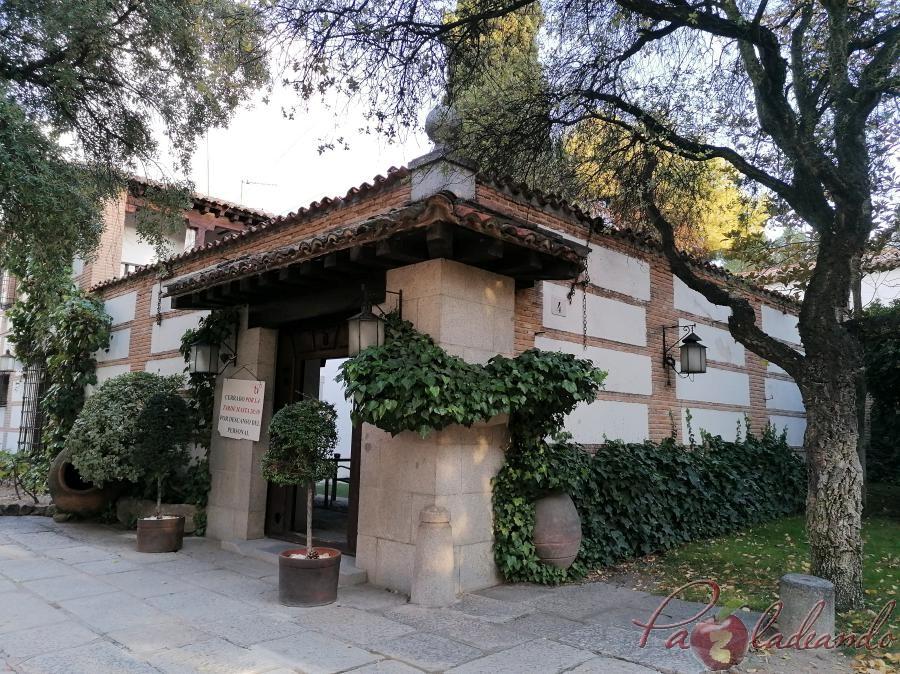 Restaurante Tejas Verdes - Un oasis en medio de la ciudad