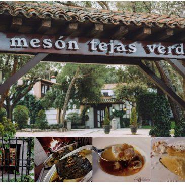 Restaurante Tejas Verdes – Un Oásis en medio de la ciudad