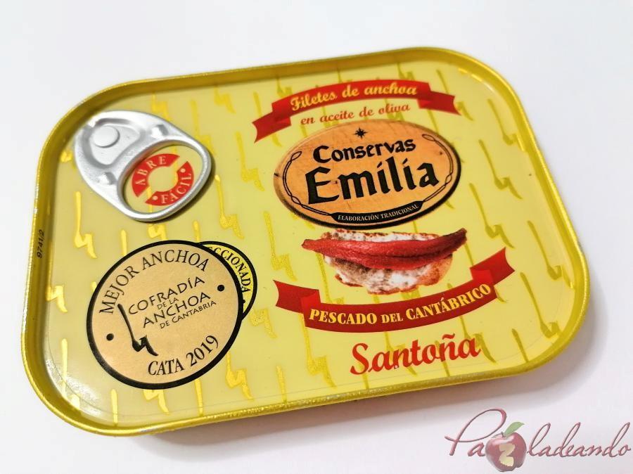 Anchoas de Conservas Emilia