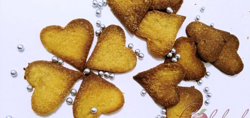 Galletas crujientes de pan de molde PaZladeando